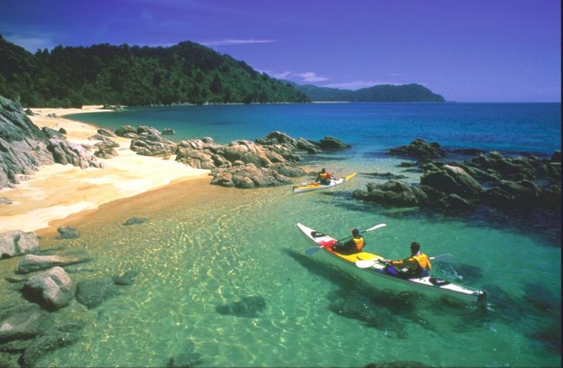 Am fost in Noua Zeelanda