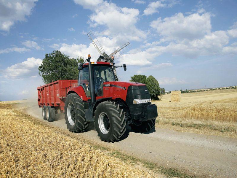 Cum alegem anvelopele pentru masinile agricole