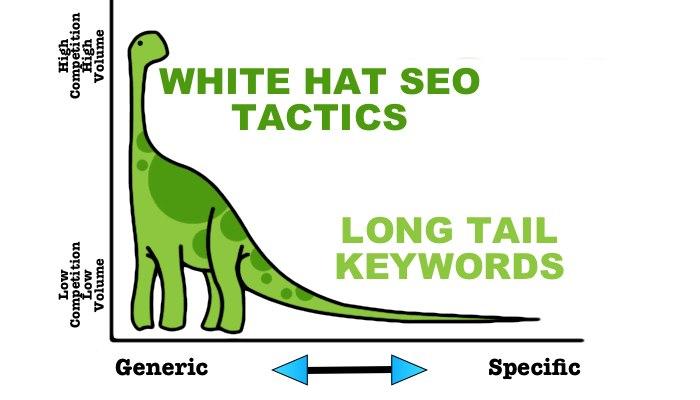 Cuvintele cheie long tail si de ce sunt importante