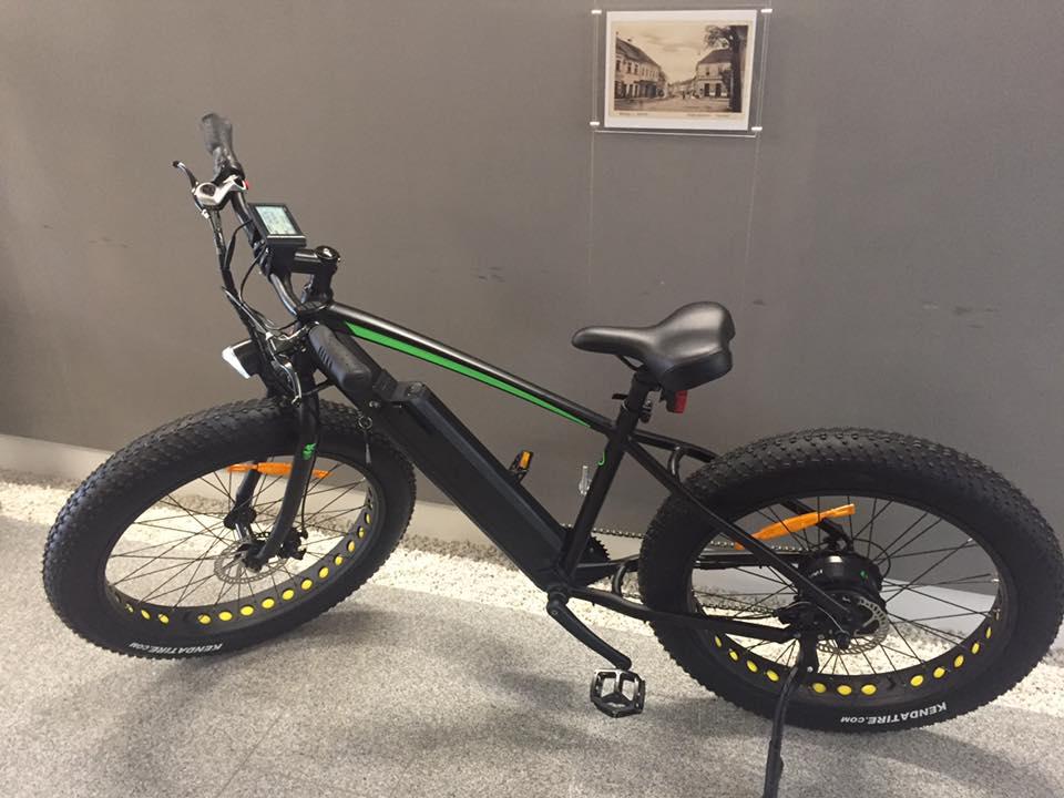 Cum functioneaza o bicicleta electrica?