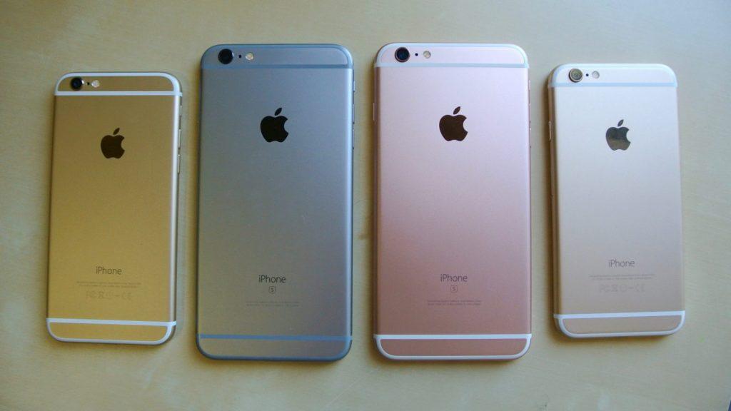 Cele mai apreciate modele de iphone