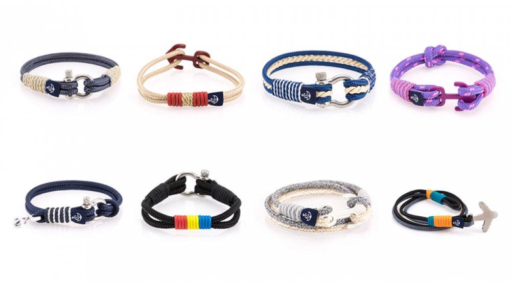 Un nou trend in randul accesoriilor – linia de bratari din franghie nautica