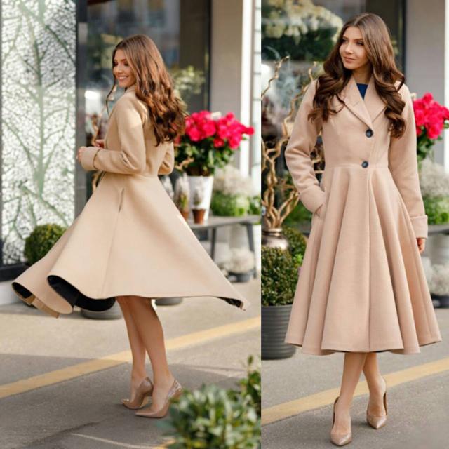 Paltonul ideal pentru orice femeie